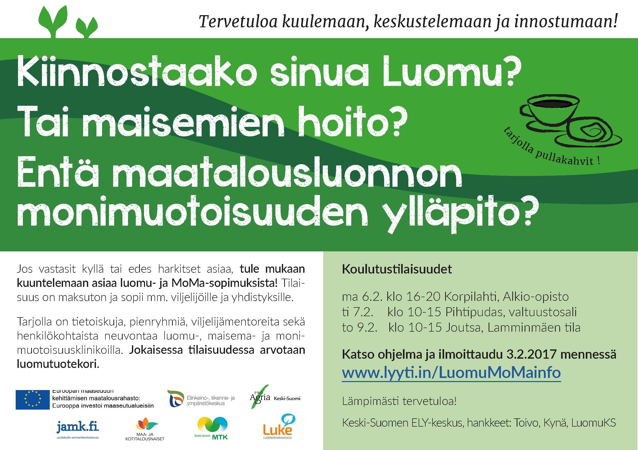LuomuMoMainfo_mainos